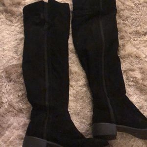 Charlotte Russe over the knee boots